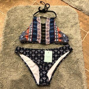 NWT Cupshe Bikini Set